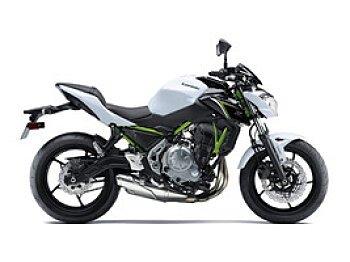 2017 Kawasaki Z650 for sale 200435101