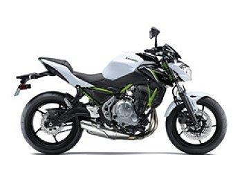 2017 Kawasaki Z650 for sale 200435107