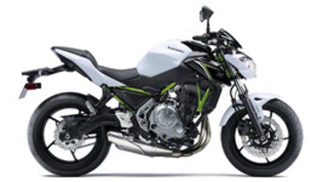 2017 Kawasaki Z650 for sale 200435107