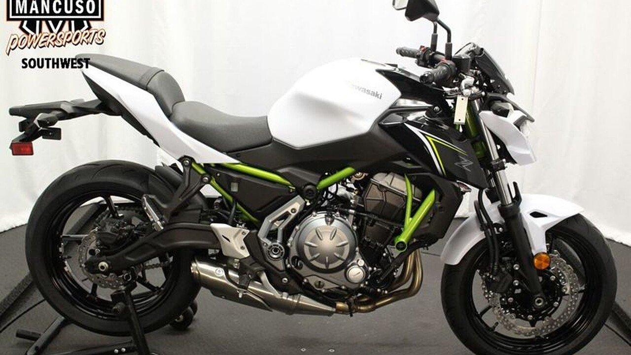 2017 Kawasaki Z650 for sale 200437172