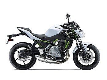 2017 Kawasaki Z650 ABS for sale 200448525