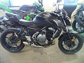 2017 Kawasaki Z650 for sale 200488417