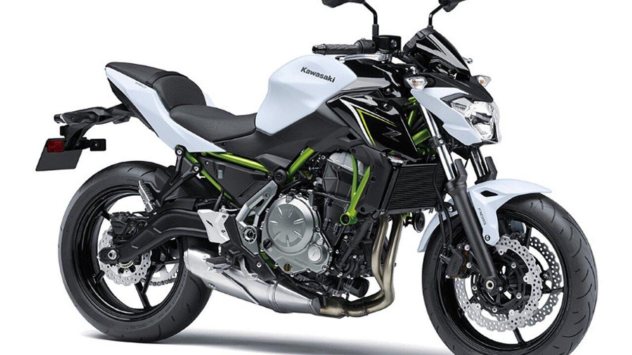 2017 Kawasaki Z650 ABS for sale 200547098