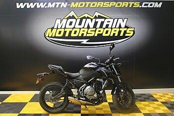 2017 Kawasaki Z650 ABS for sale 200580092