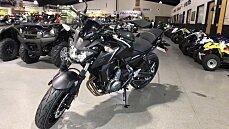 2017 Kawasaki Z650 ABS for sale 200439233