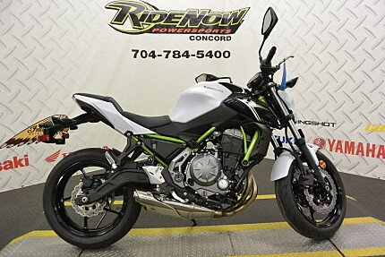 2017 Kawasaki Z650 for sale 200444029