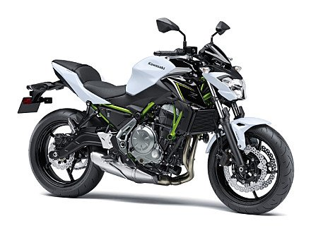 2017 Kawasaki Z650 ABS for sale 200547098