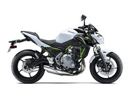 2017 Kawasaki Z650 for sale 200554671