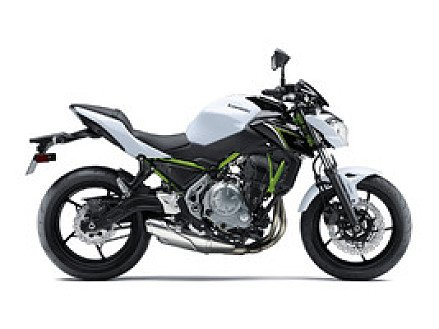2017 Kawasaki Z650 for sale 200561095