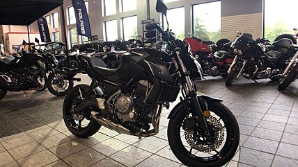 2017 Kawasaki Z650 for sale 200591283