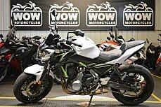 2017 Kawasaki Z650 for sale 200630485