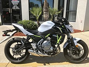2017 Kawasaki Z650 ABS for sale 200639583