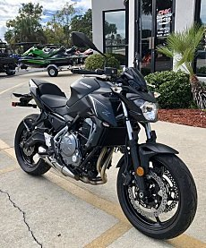 2017 Kawasaki Z650 for sale 200639584