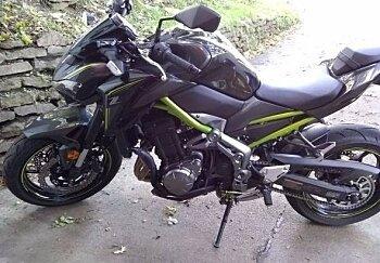 2017 Kawasaki Z900 for sale 200504136