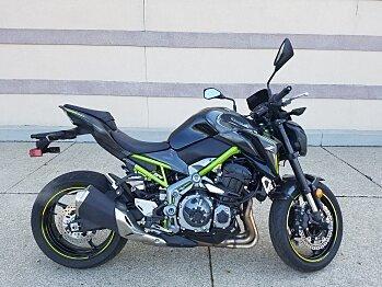 2017 Kawasaki Z900 ABS for sale 200553504