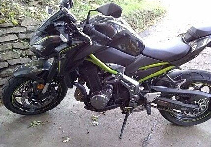2017 Kawasaki Z900 for sale 200504136