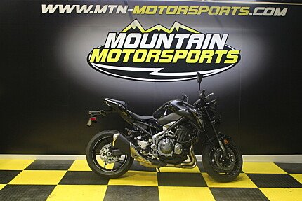2017 Kawasaki Z900 for sale 200537105