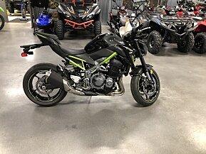 2017 Kawasaki Z900 for sale 200539700