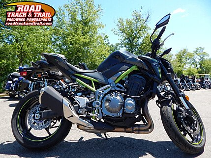2017 Kawasaki Z900 for sale 200586793