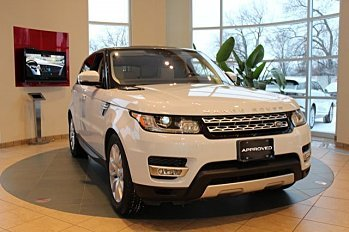 2017 Land Rover Range Rover Sport for sale 100863669