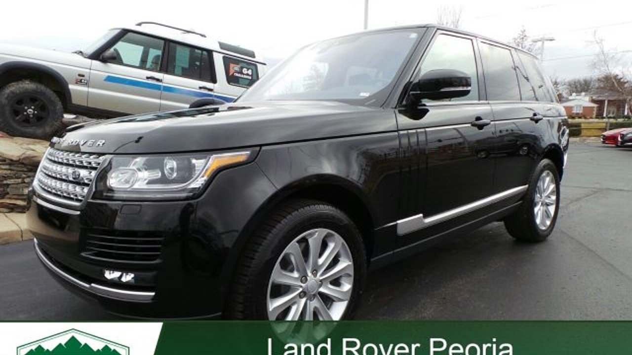 2017 Land Rover Range Rover for sale 100924652