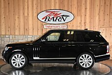 2017 Land Rover Range Rover for sale 101041695