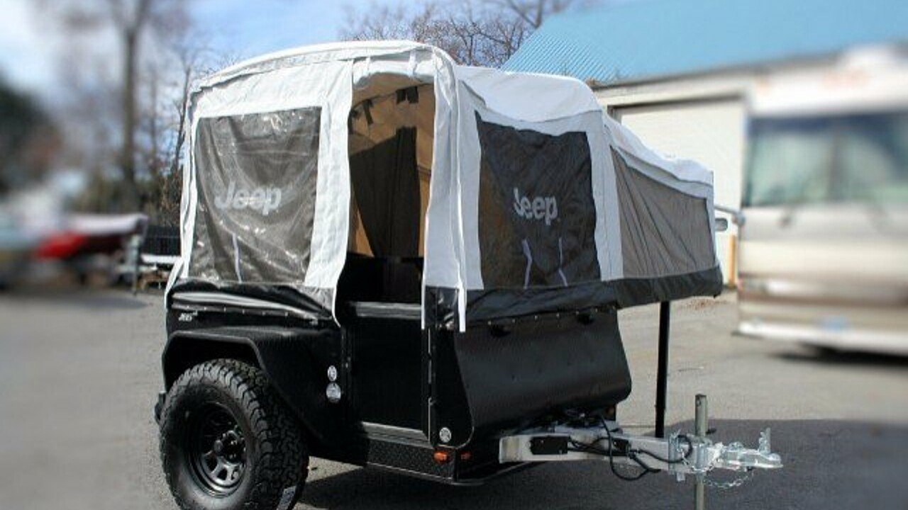 2017 Livin Lite Jeep Camper for sale 300124471