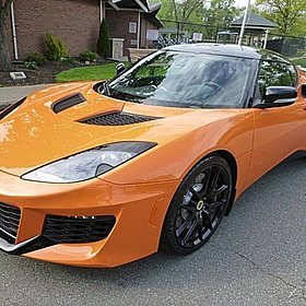 2017 Lotus Evora 400 for sale 100867668