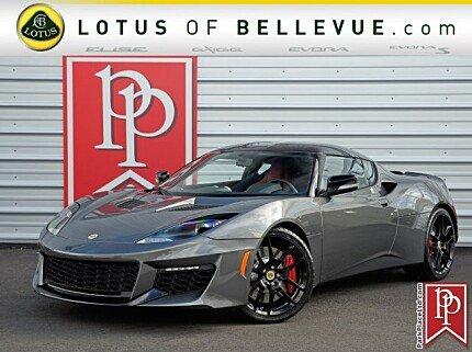 2017 Lotus Evora 400 for sale 100876130