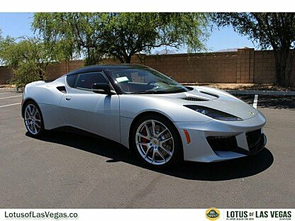 2017 Lotus Evora 400 for sale 100877672