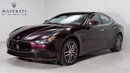 2017 Maserati Ghibli S Q4 for sale 100858310