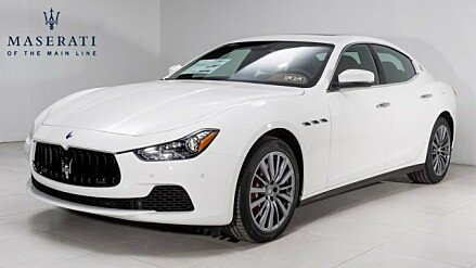 2017 Maserati Ghibli S Q4 for sale 100858317