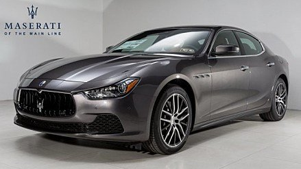 2017 Maserati Ghibli S Q4 for sale 100858338