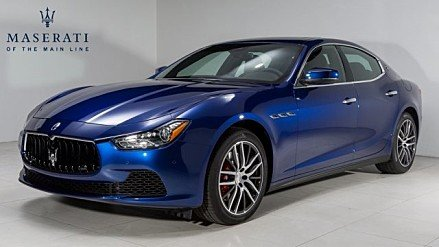 2017 Maserati Ghibli S Q4 w/ Sport Package for sale 100858370