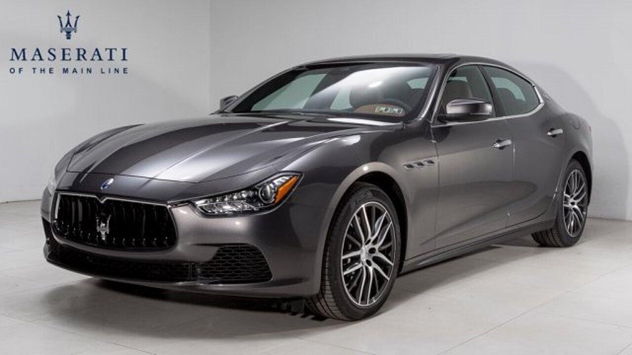 2017 Maserati Ghibli S Q4 for sale 100858352