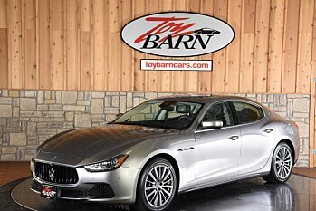 2017 Maserati Ghibli S Q4 w/ Luxury Package for sale 100995017