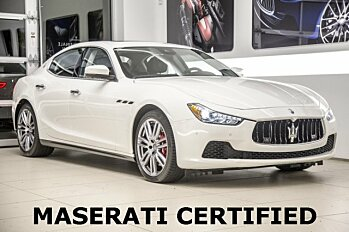 2017 Maserati Ghibli S Q4 w/ Luxury Package for sale 101032894