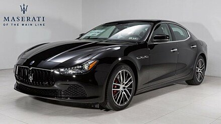 2017 Maserati Ghibli S Q4 for sale 100858336