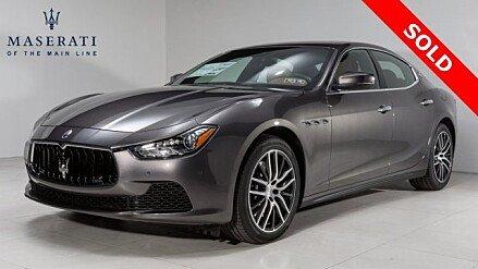 2017 Maserati Ghibli for sale 100862551