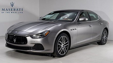 2017 Maserati Ghibli S Q4 for sale 100869283