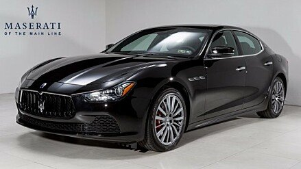 2017 Maserati Ghibli S Q4 for sale 100913328