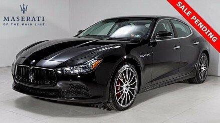 2017 Maserati Ghibli S Q4 w/ Sport Package for sale 100924461