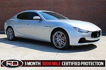 2017 Maserati Ghibli S w/ Sport Package for sale 100981165