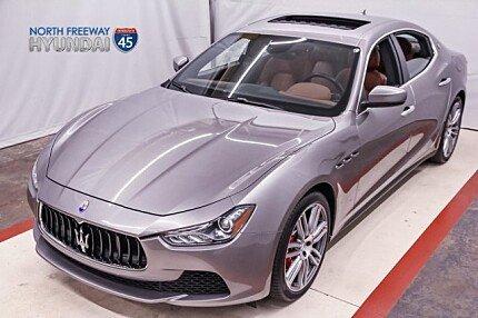 2017 Maserati Ghibli for sale 101026963