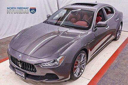 2017 Maserati Ghibli S for sale 101026964