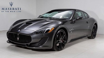 2017 Maserati GranTurismo Coupe for sale 100858344