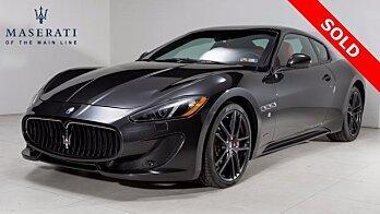 2017 Maserati GranTurismo Coupe for sale 100922996