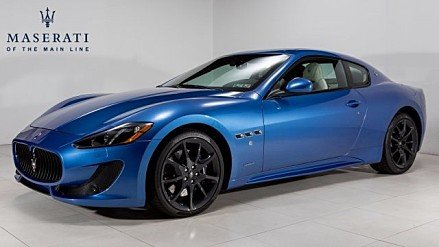 2017 Maserati GranTurismo Coupe for sale 100858339