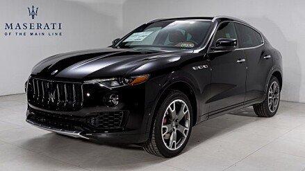 2017 Maserati Levante w/ Sport Package for sale 100858325