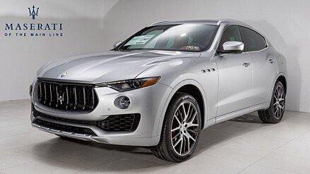 2017 Maserati Levante w/ Sport Package for sale 100858333